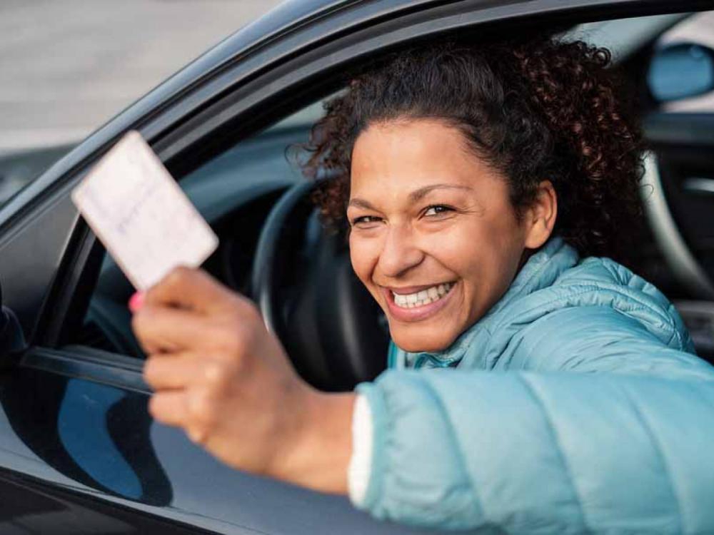 Получение водительских прав при утере