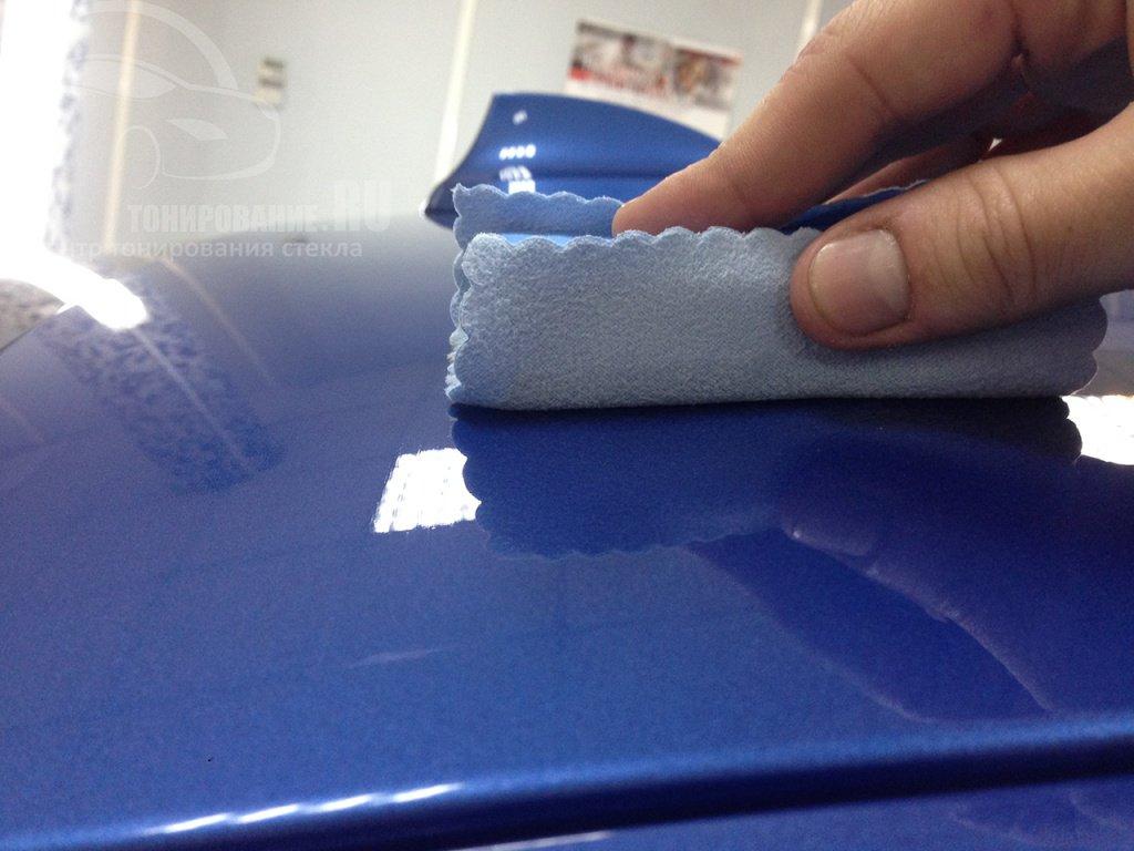 Защита кузова плюс детейлинг - BMW 3 Примеры работ Tonirovanie.ru
